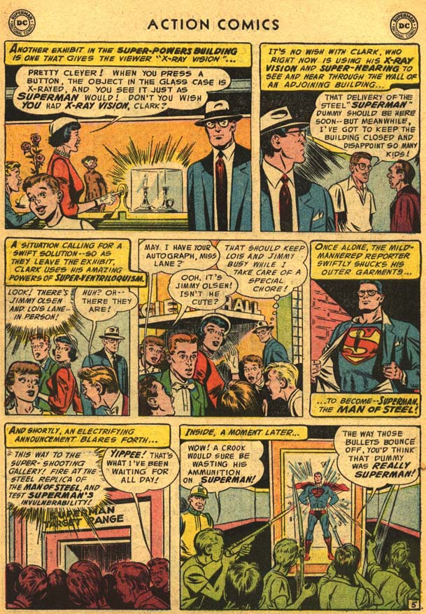 Read online Action Comics (1938) comic -  Issue #210 - 9