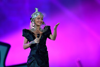 r3 Rita Ora Is Mocked For Her Multiple Outfits While Hosting MTV EMAs Foreign
