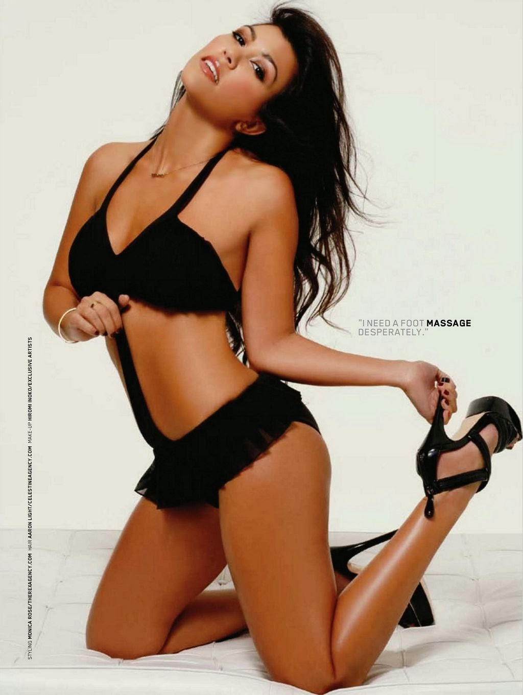 Kourtney Kardashian Maxim Photoshoot  Hot Celebs-2948