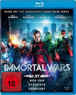 The Immortal Wars 2018 Daul Audio 720p BRRip HEVC x265
