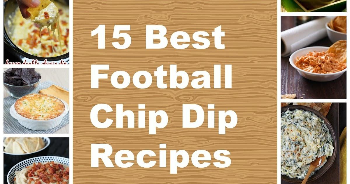 15 Best Football Chip Dip Recipes - Keat's Eats
