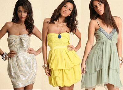 Fotos novos modelos de vestidos para o verão 2014