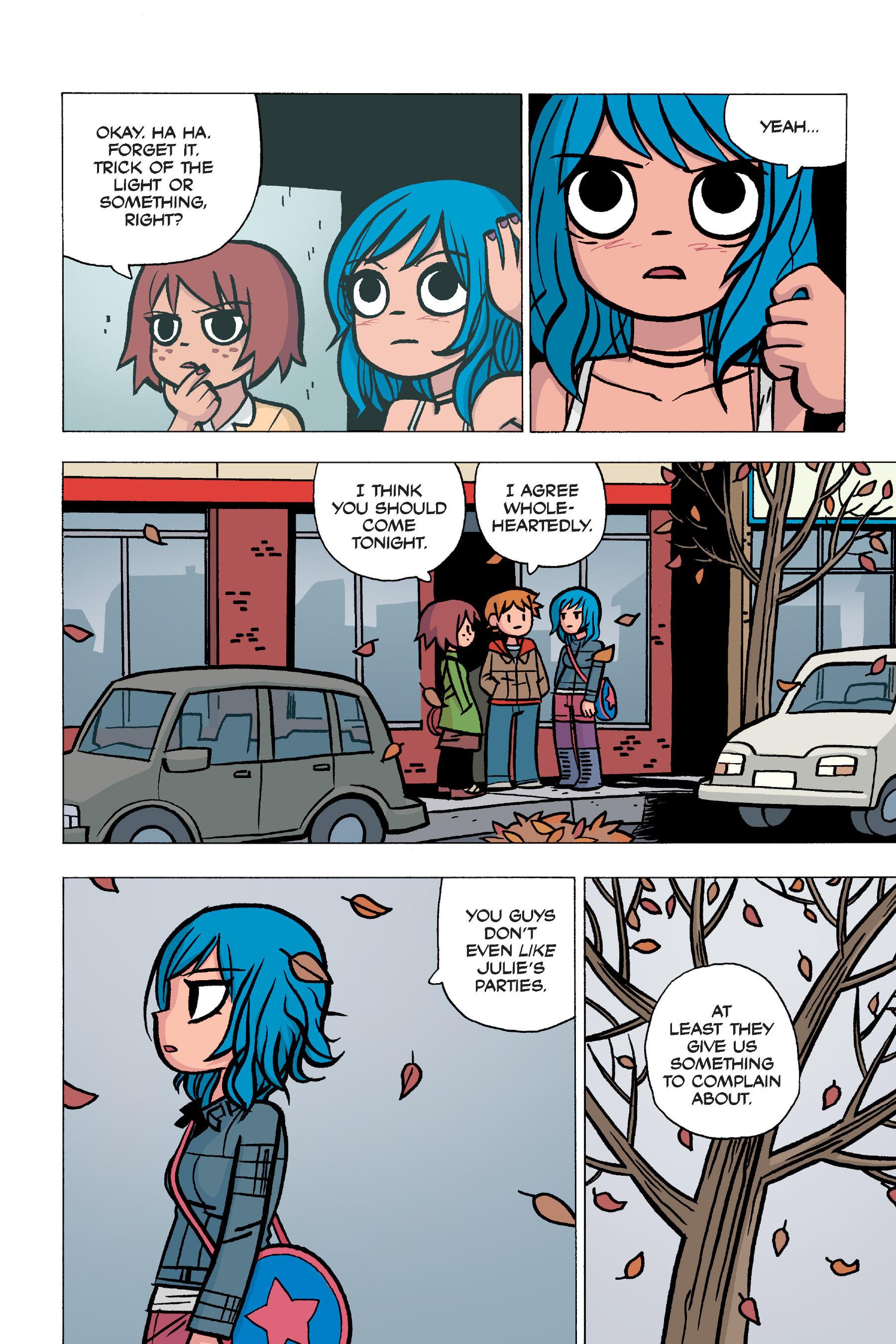 Read online Scott Pilgrim comic -  Issue #5 - 77