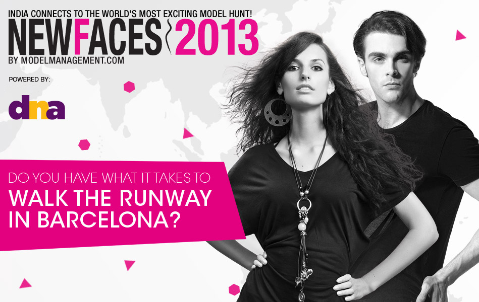 Modelmanagement.com Fresh Faces 2013 Contest