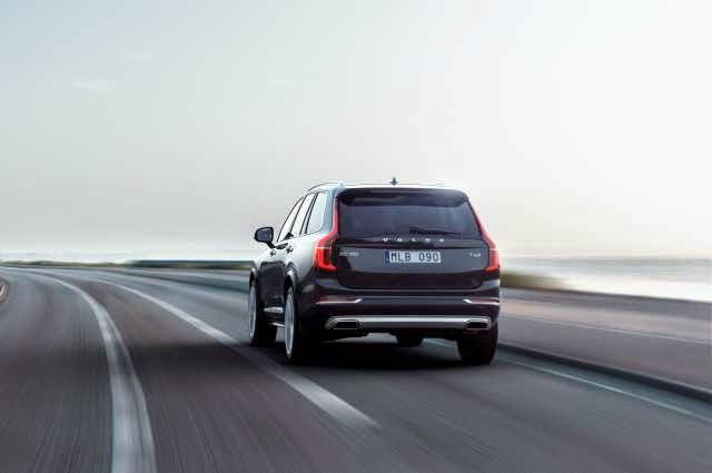 2018 Voiture Neuf ''2018 Volvo XC90'', Photos, Prix, Date De Sortie, Revue, Nouve