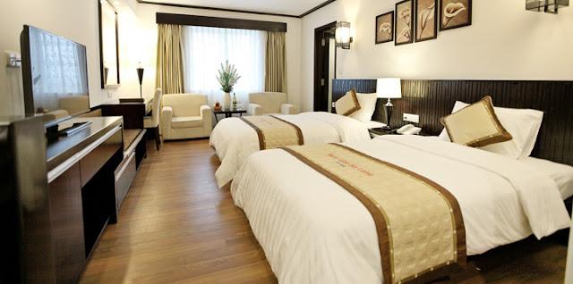 Thiết kế phòng ngủ khách sạn - Tư vấn Thiết kế Thi công khách sạn chuyên nghiệp
