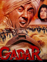 Gadar: Ek Prem Katha (2001) Full Movie Hindi 720p HDRip ESubs Download