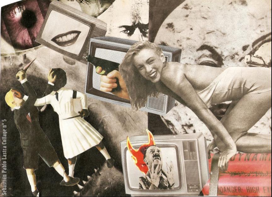 perfect day: ¿Cómo leer una imagen-collage fija o de movimiento ...
