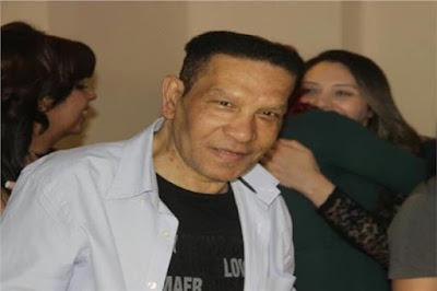 الفنان الراحل محمد شرف