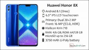 Review of Honor 8X
