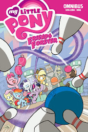 MLP Friends Forever Ombibus #1 Comic