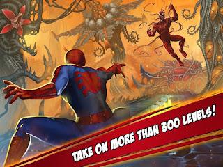 Marvel Spider Man Unlimited Mod Apk OBB Data