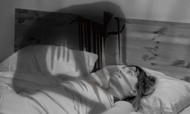 parálisis del sueño, abducción y mora