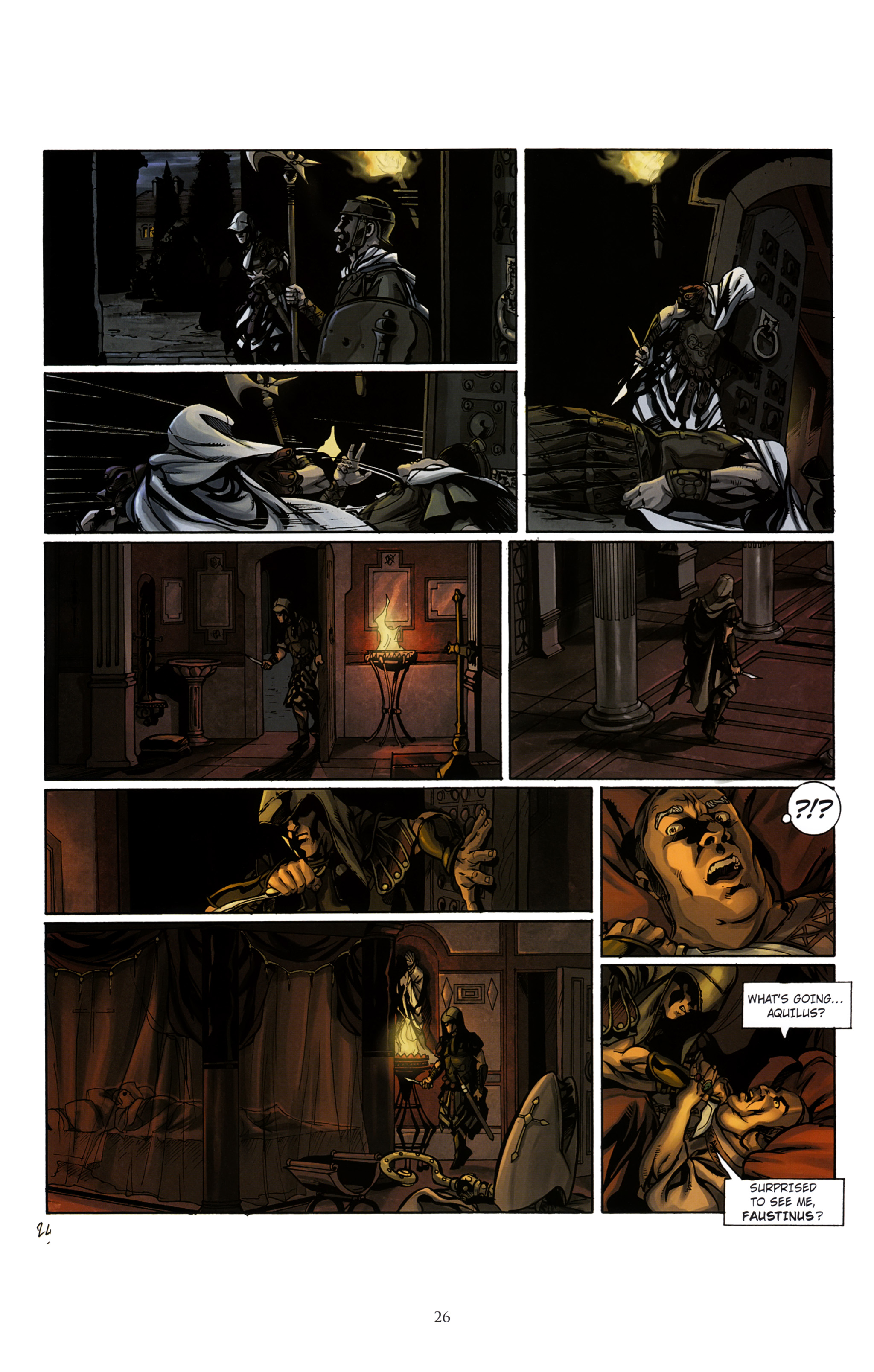 Read online Assassin's Creed (2012) comic -  Issue #2 - 30