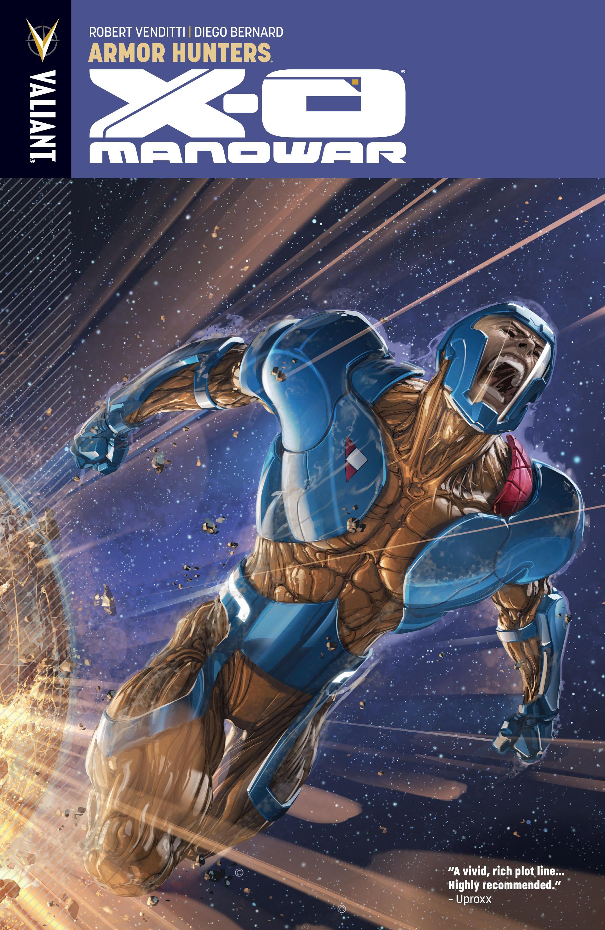 X-O Manowar (2012) _TPB_7 Page 1