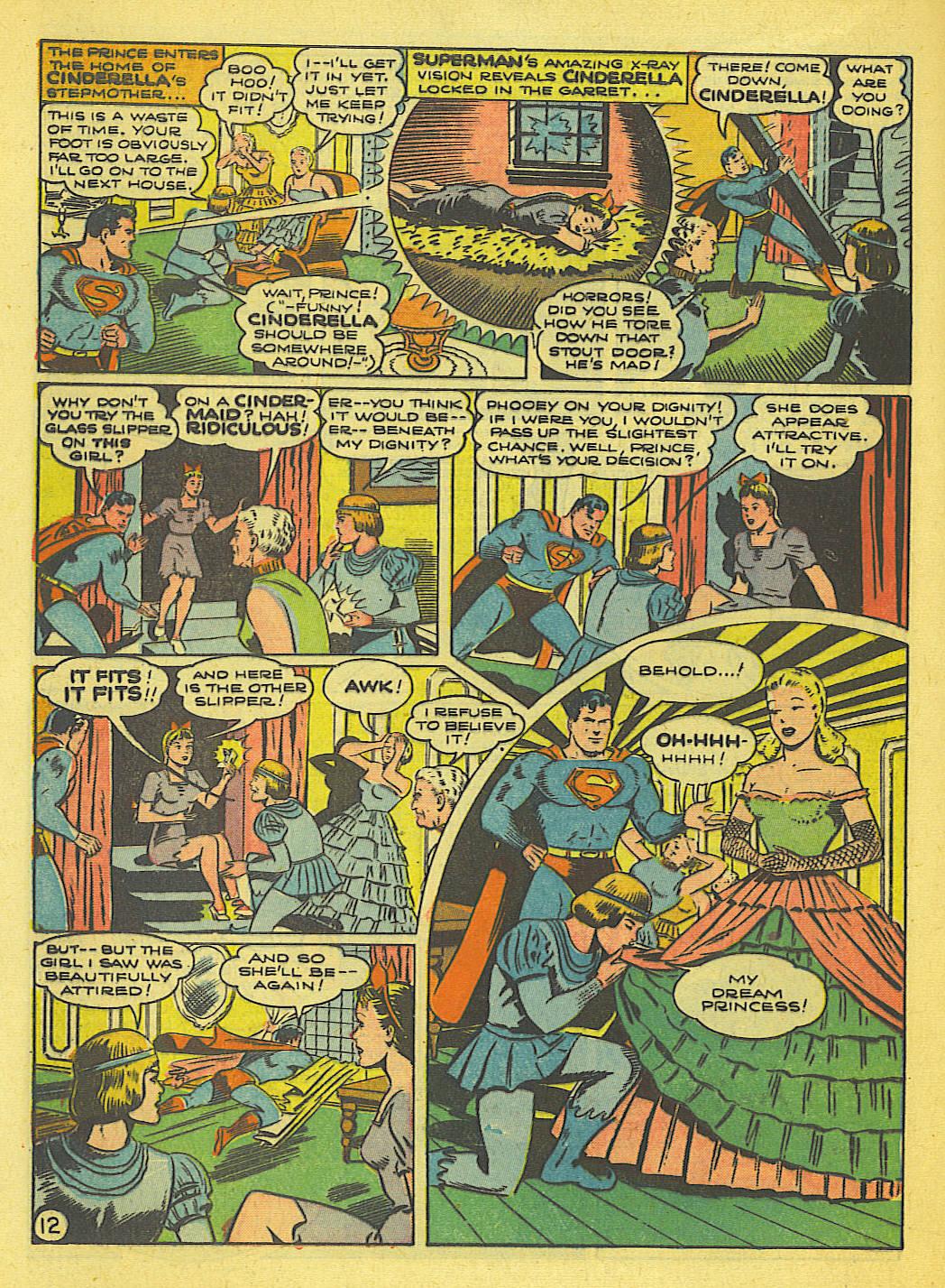 Action Comics (1938) 59 Page 12