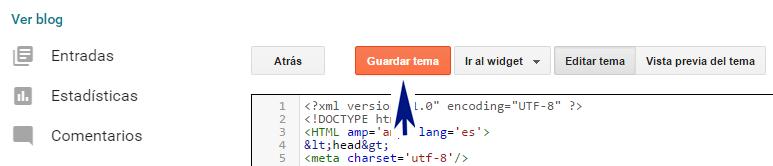Crear páginas estáticas en Amp HTML