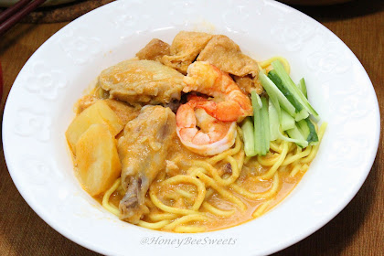 Chicken Curry Mee