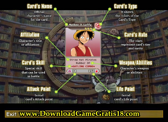 One Piece Triple Duels PC Full Version