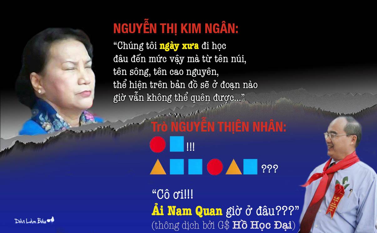 Image result for Nàng Kim Ngân VC Đuợc VNCH Giáo Dục