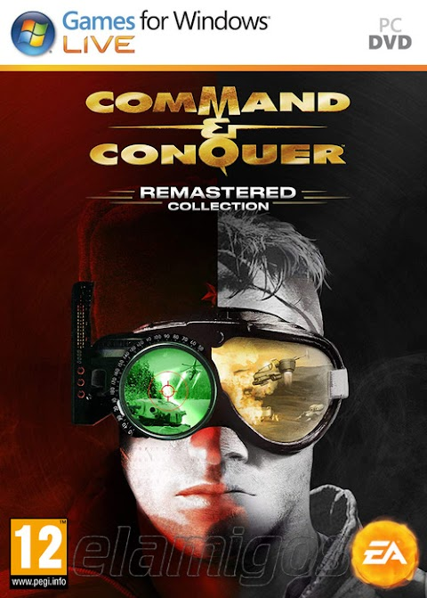 Download Command and Conquer Remastered Collection (2020) for pc