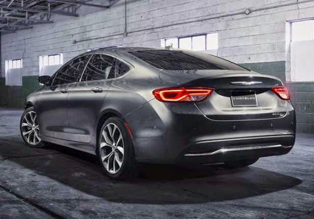 2018 Voiture Neuf ''2018 Chrysler 100'', Photos, Prix, Date De sortie, Revue, Concept
