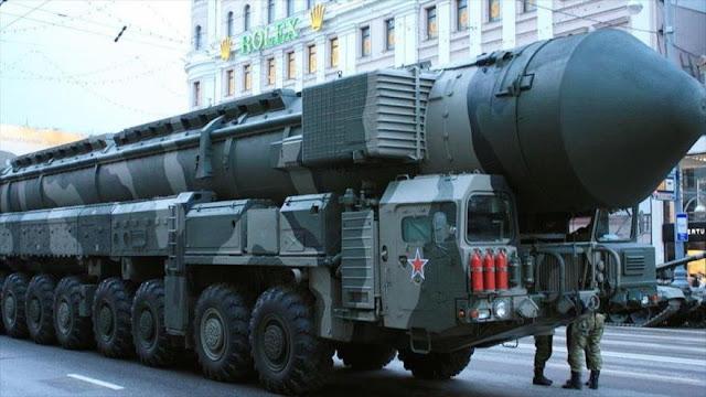 """""""Para interceptar un Satanás 2 harían falta 500 misiles de EEUU"""""""