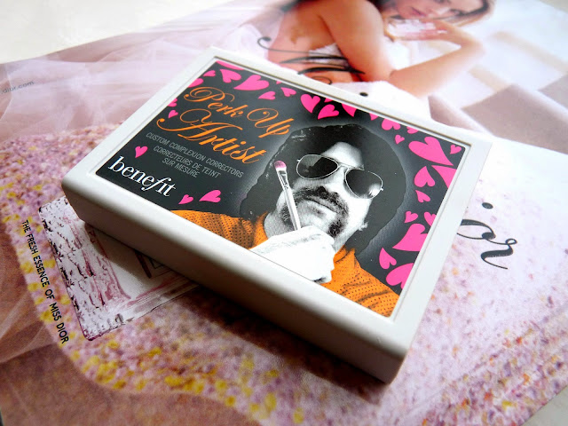 Benefit Perk Up Artist Review