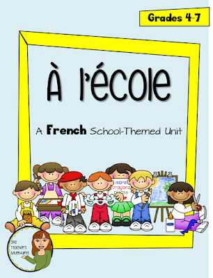 https://www.teacherspayteachers.com/Product/A-lecole-School-Themed-French-Unit-ReadingWritingSpeakingListening-2624616