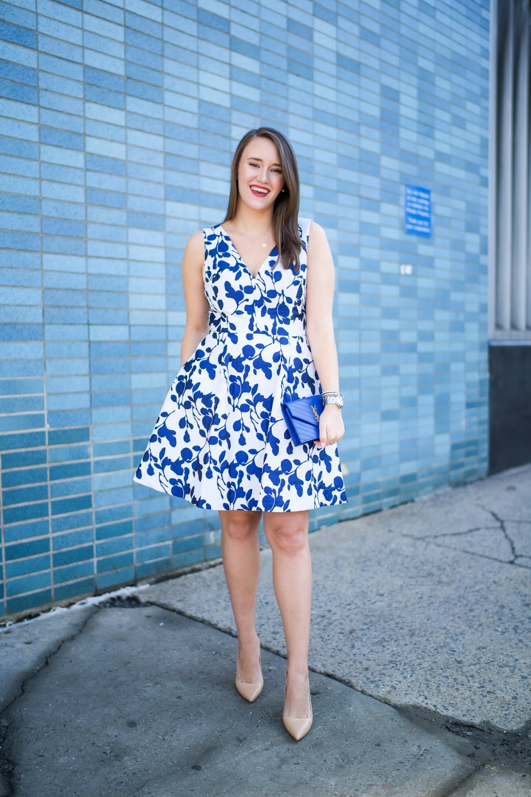 A Spring Fit and Flare | Popular New York City Fashion and Travel ...