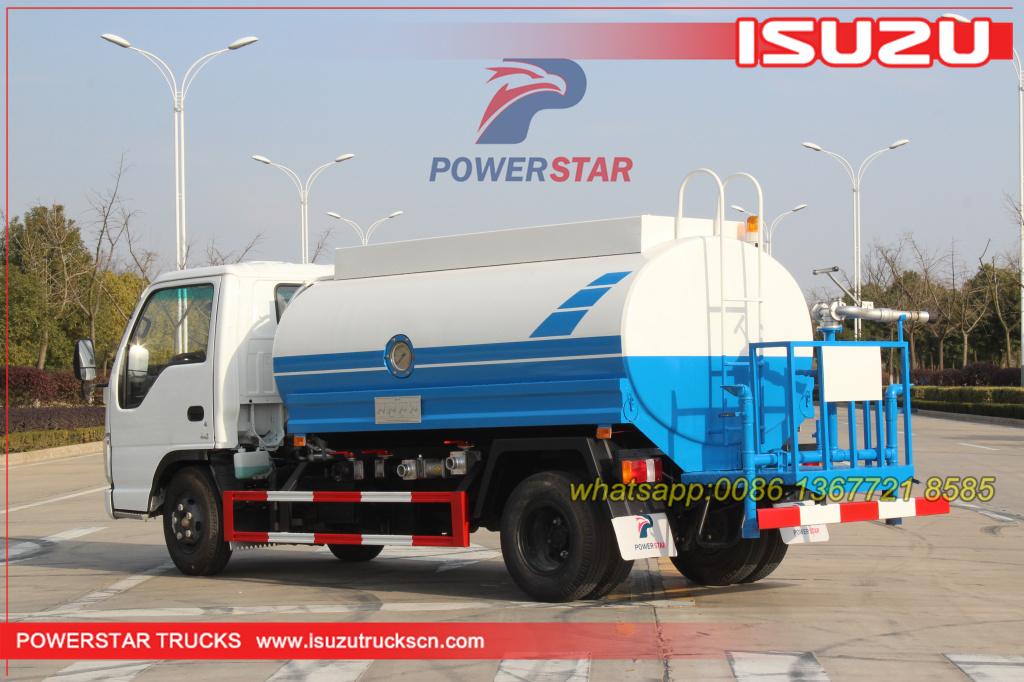 ISUZU Fire Trucks, ISUZU Fuel/Water Tanker Trucks, Isuzu Road