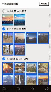 Flickr: l'app si aggiorna alla vers 4.9.1