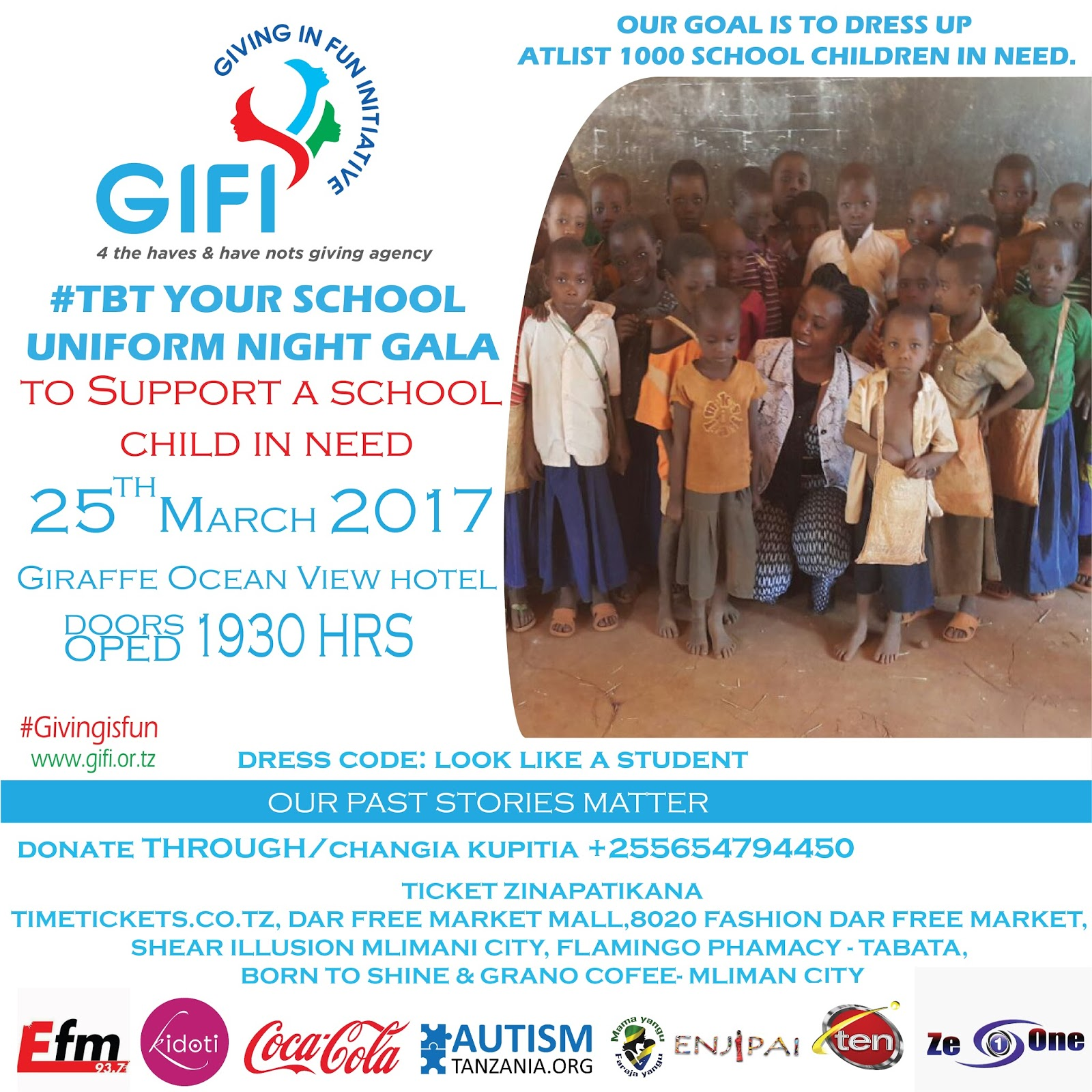 Giving Is Fun Festival Join Gifi This Saturday M P Blog