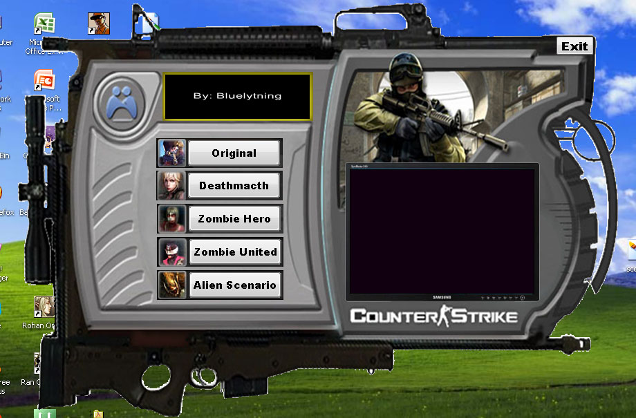 Counter Strike Extreme V7 Full Version Offline PC