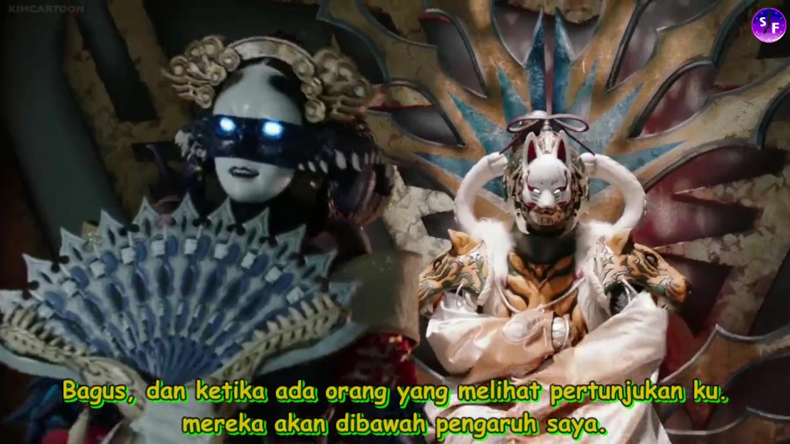 Sawidago Fansub: Power Ranger Super Ninja Steel Episode 20 ...