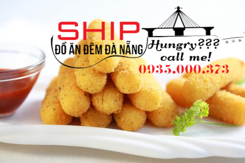 Pho mai que - Ship do an dem Da Nang