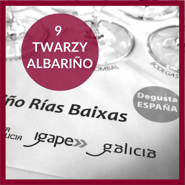 Poznańska degustacja albarino z regionu Rias Baixas