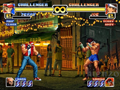 Download The King Of Fighter 97 apk