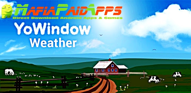 YoWindow Weather Apk MafiaPaidApps