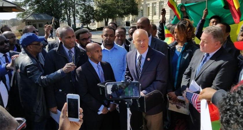<US House Resolution on Ethiopia Passes