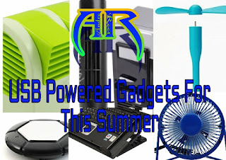 USB Powered Gadgets For This Summer