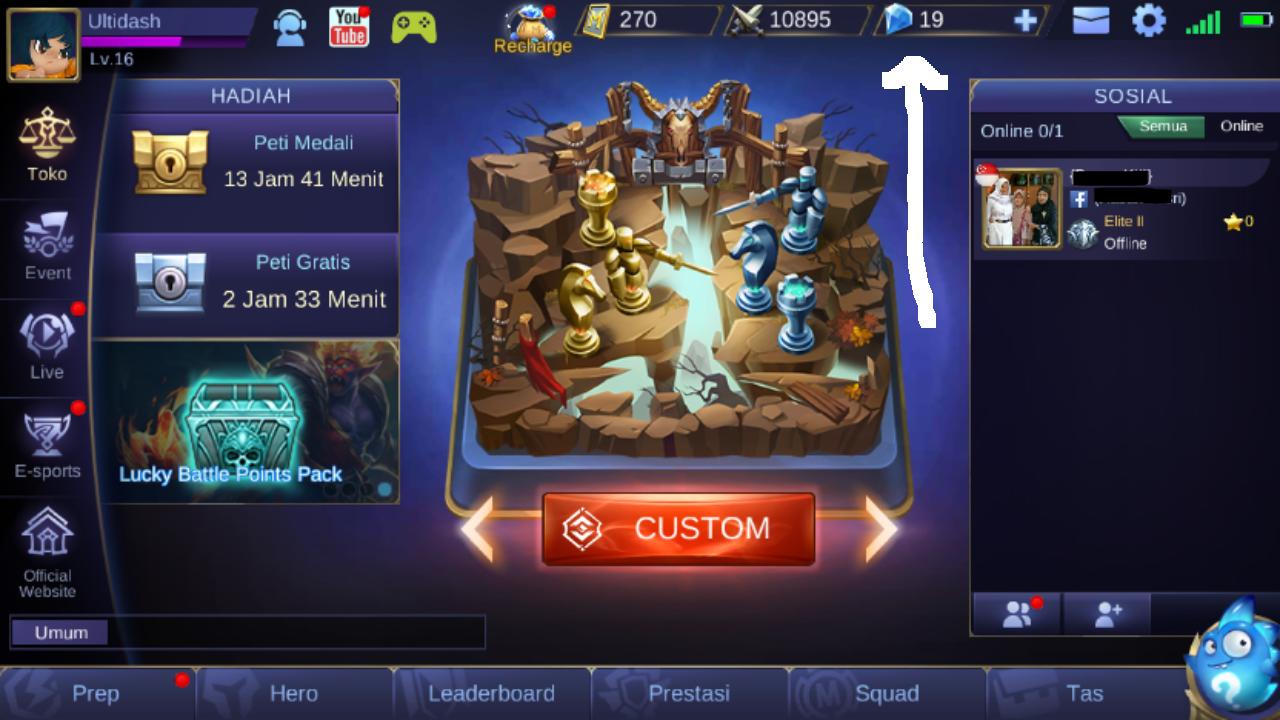 Pengalaman Pertama Kali Beli Diamond Mobile Legends Di Codashop Legend 36