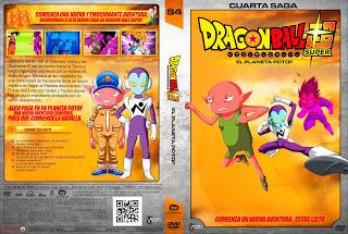 Dragon Ball Super - Saga 04 - El Planeta Potof