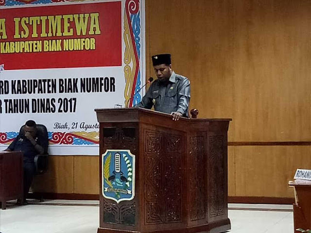 Herry Naap Ajak OPD Tetapkan Renstra pada RPJMD 2014-2019