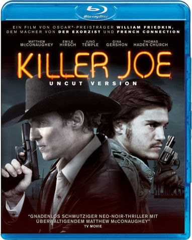 Killer Joe 2011 BluRay 720p 750MB