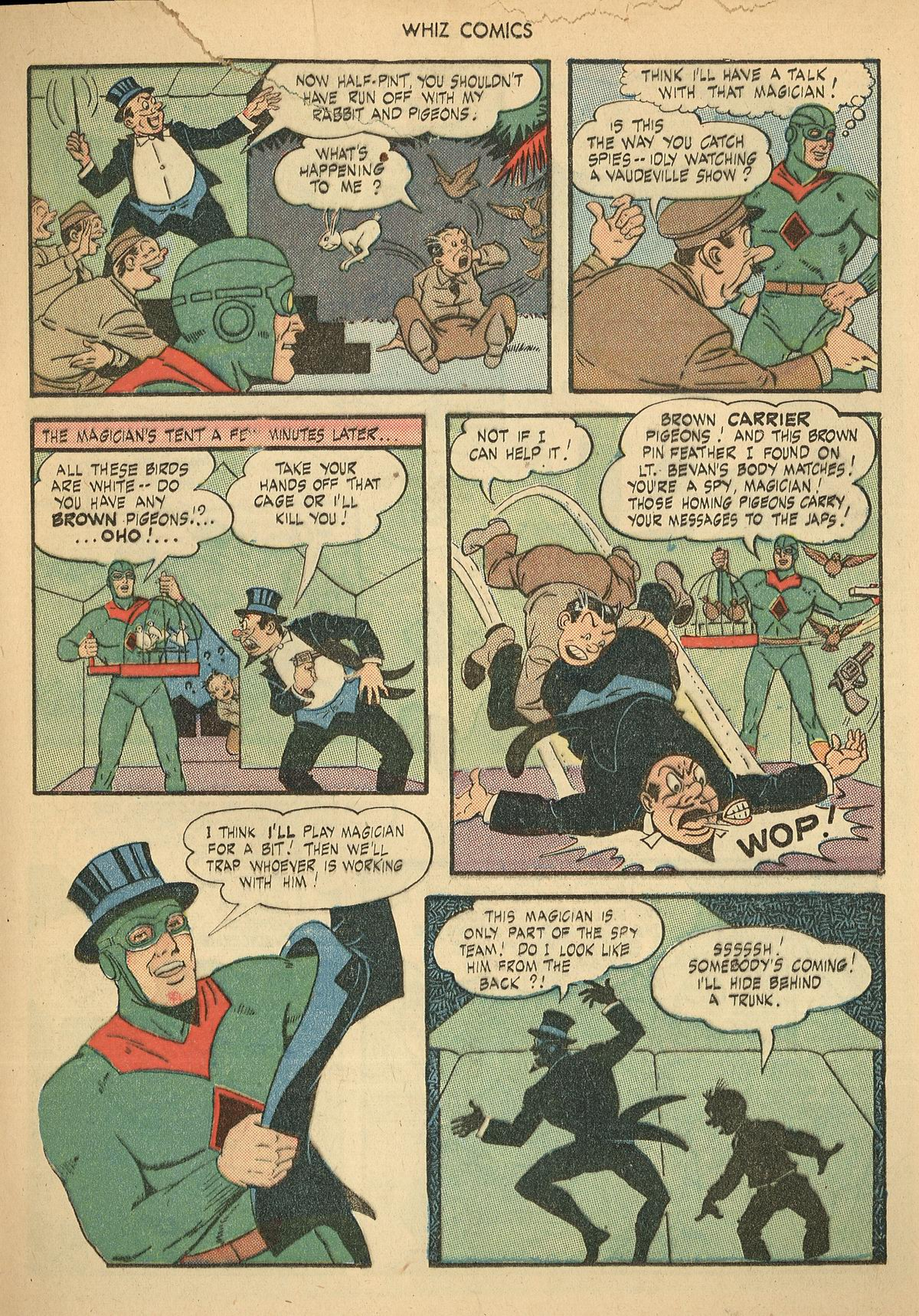 WHIZ Comics issue 67 - Page 25