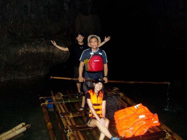 Quitinday Underground River Rafting
