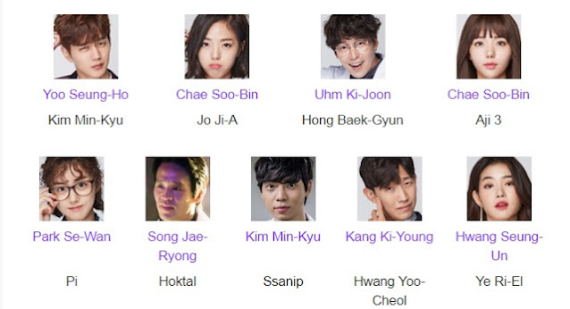 I Am Not a Robot K-Drama Cast