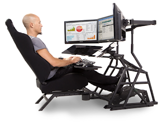 Cutting Edge Ergonomic Workstation