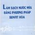 SÁCH SCAN - Làm sạch nước mía bằng phương pháp sunfit hoá (Biên dịch - GS. Lê Văn lai)